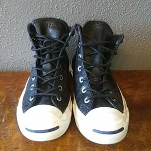 Converse Jack Purcell Mid top sneakers